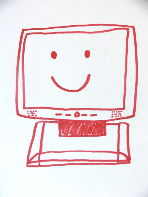 Happy Laptop