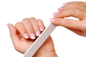 Filing Nails